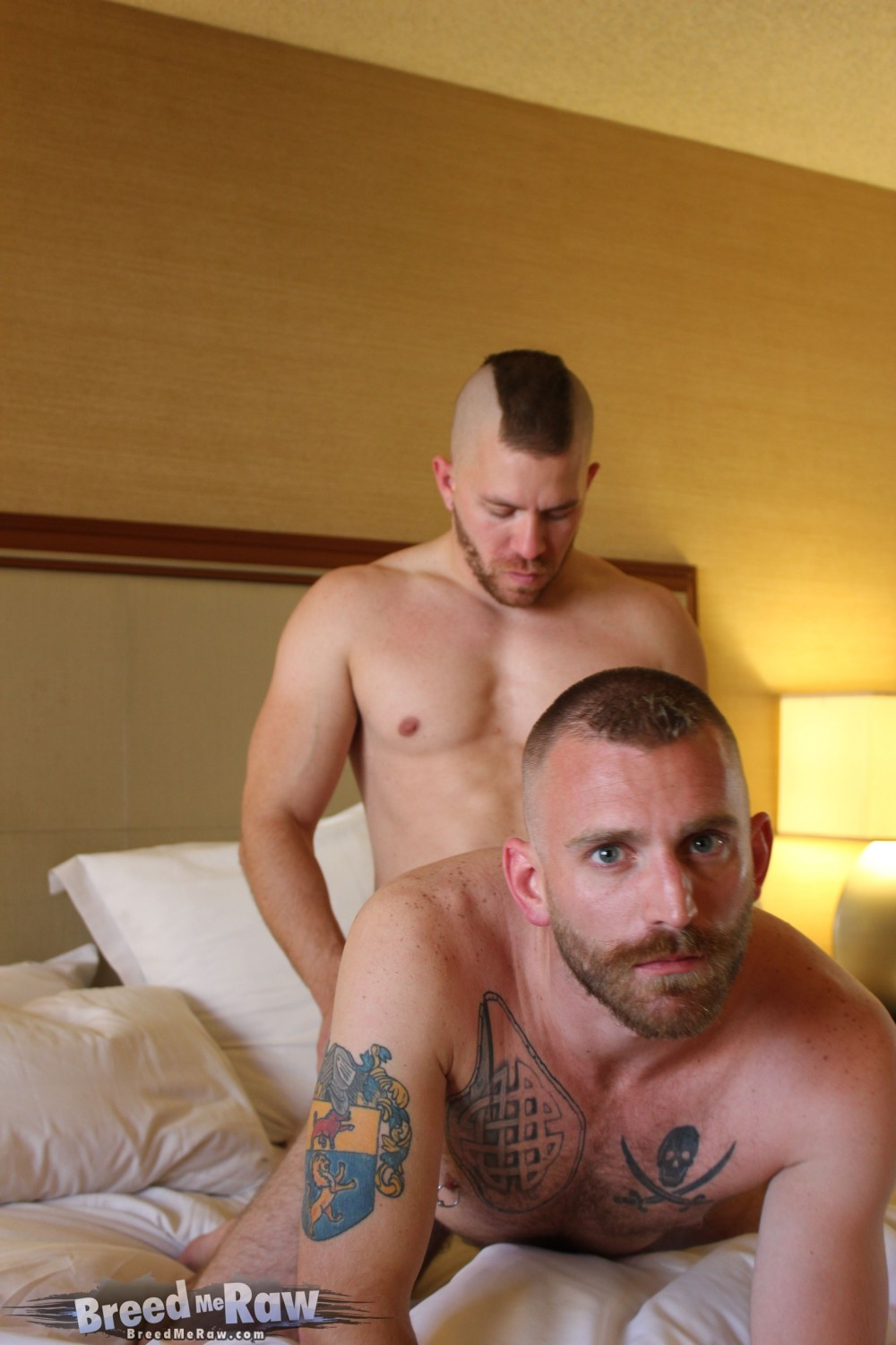 Breed-Me-Raw-Butch-Bloom-and-James-Roscoe-Bareback-Fucking-BBBH-Big-Cock-11 Hairy Hot Amateur Hole Gets Barebacked By A Masculine Hung Cock