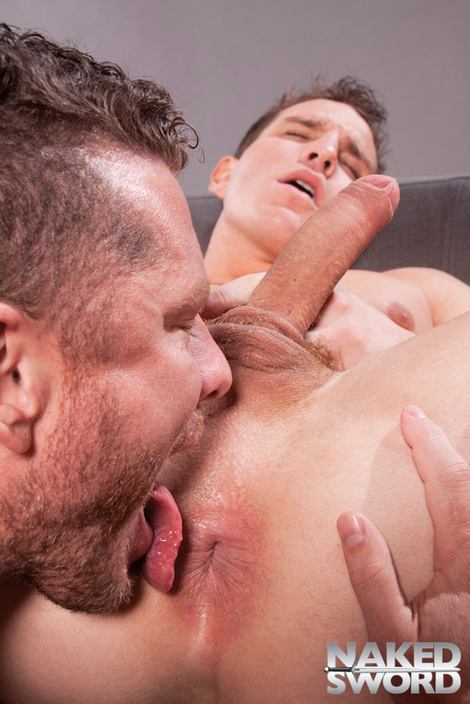 NakedSword-Falcon-Studios-Seduced-Spencer-Fox-and-Calvin-Koons-20 Big Cock Muscle Studs, Fucking, Sucking and Rimming