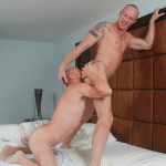 Bareback-That-Hole-Parker-and-Mason-Garet-Muscle-Daddy-Barebacking-10-150x150 Amateur Muscle Daddy Fucks His Buddy Bareback With His Big Cock