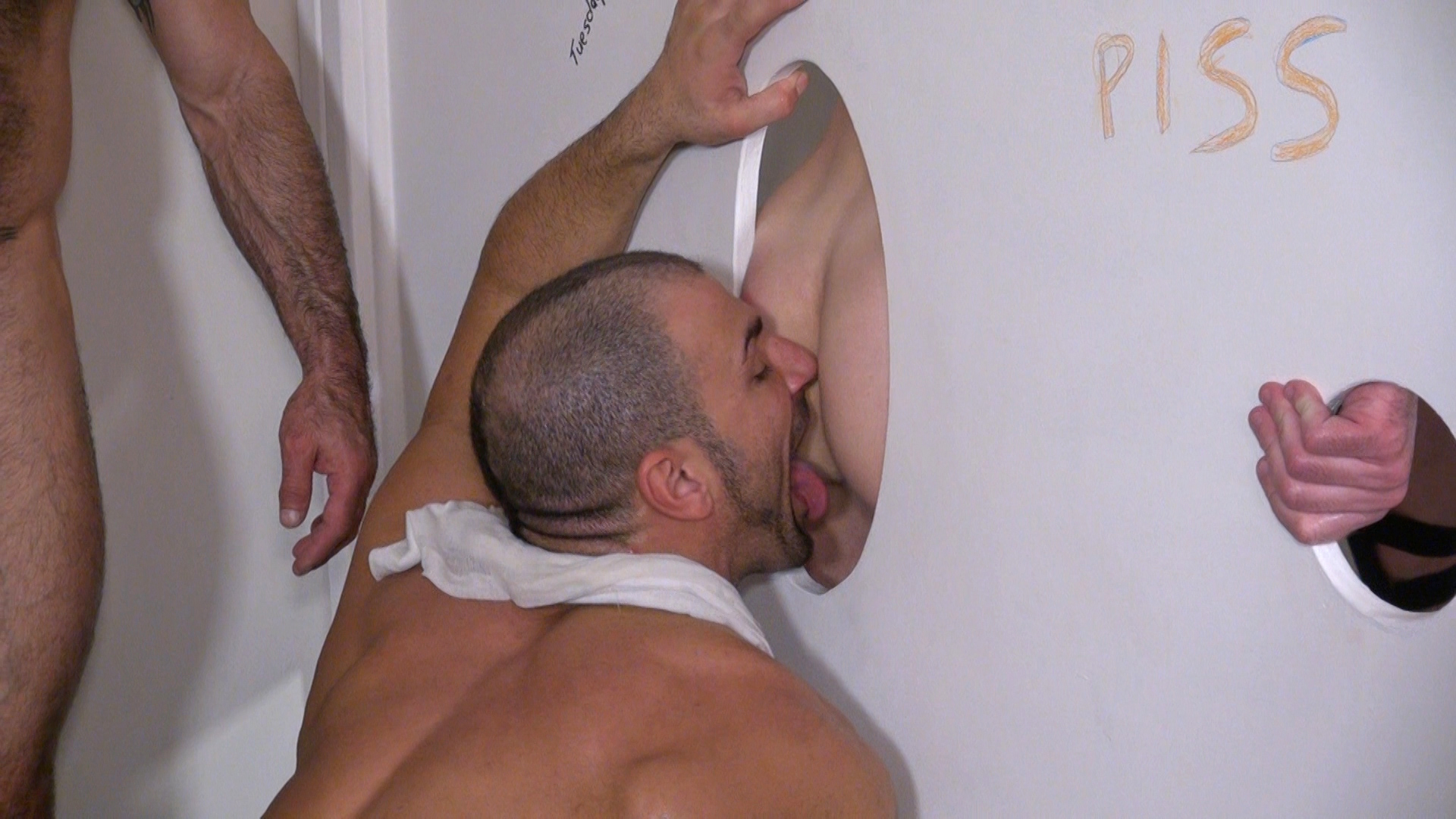 erotic gay handcuffed naked story