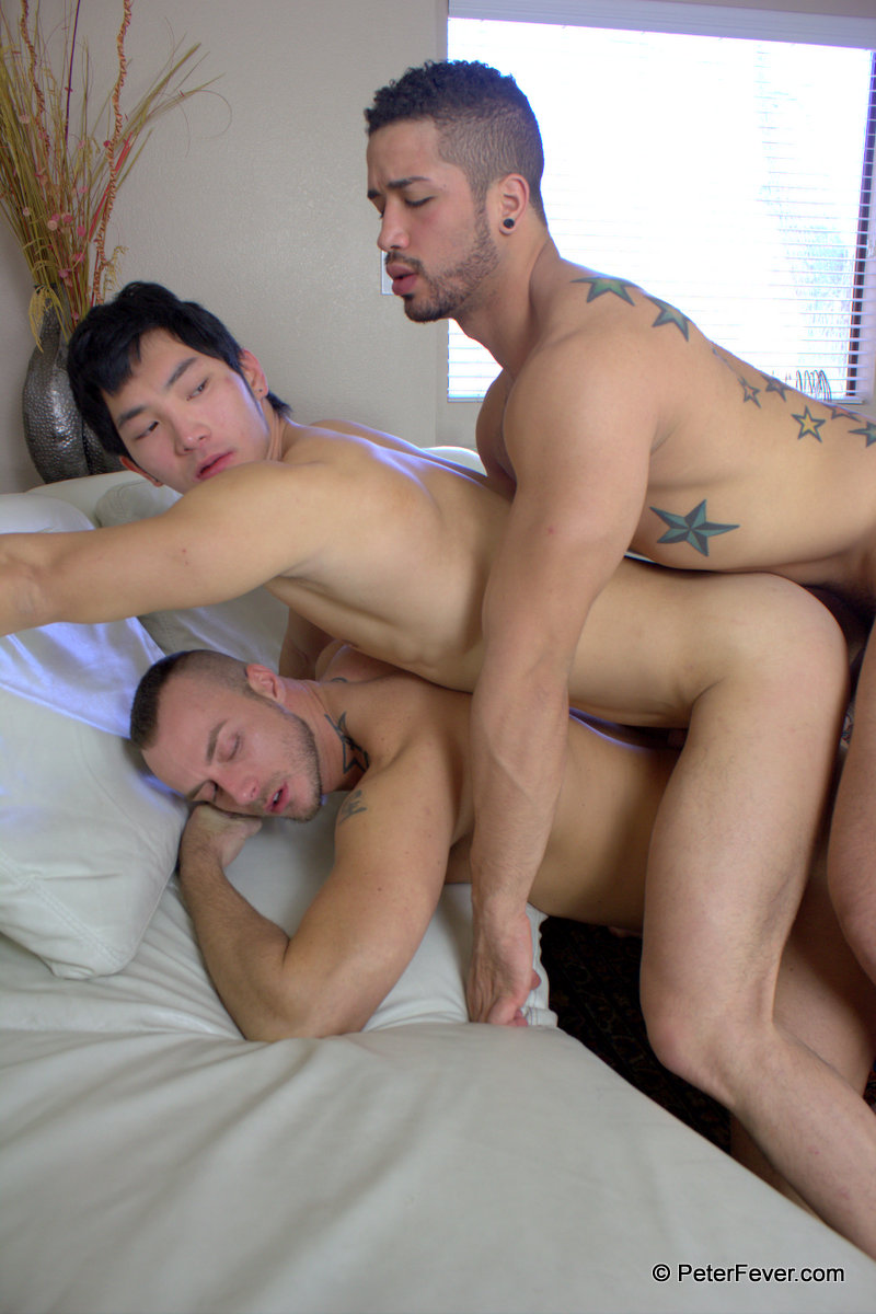 2 asian guys fuck white girldat hungcok and jeremy long 2