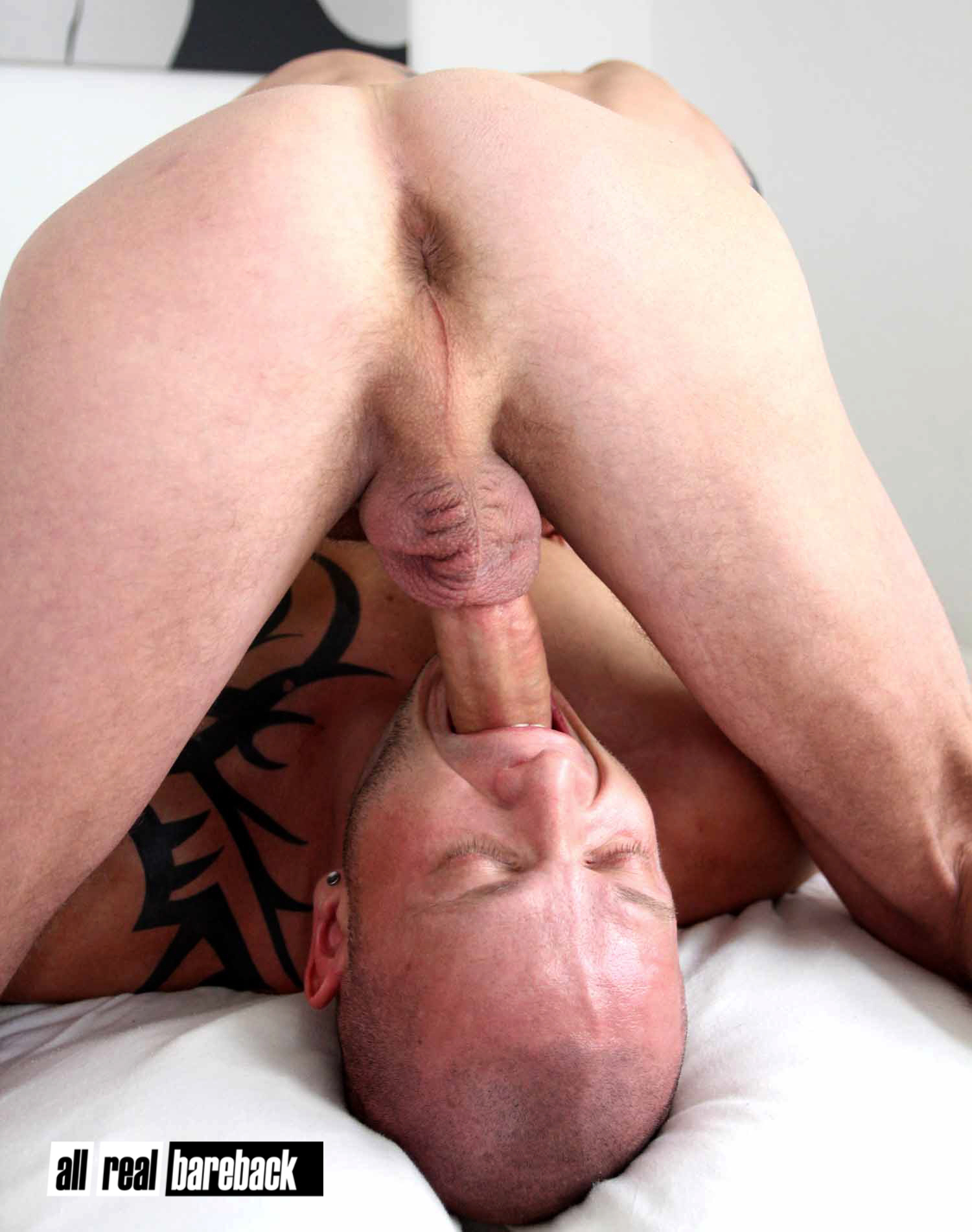from Pierce gay huge german cock