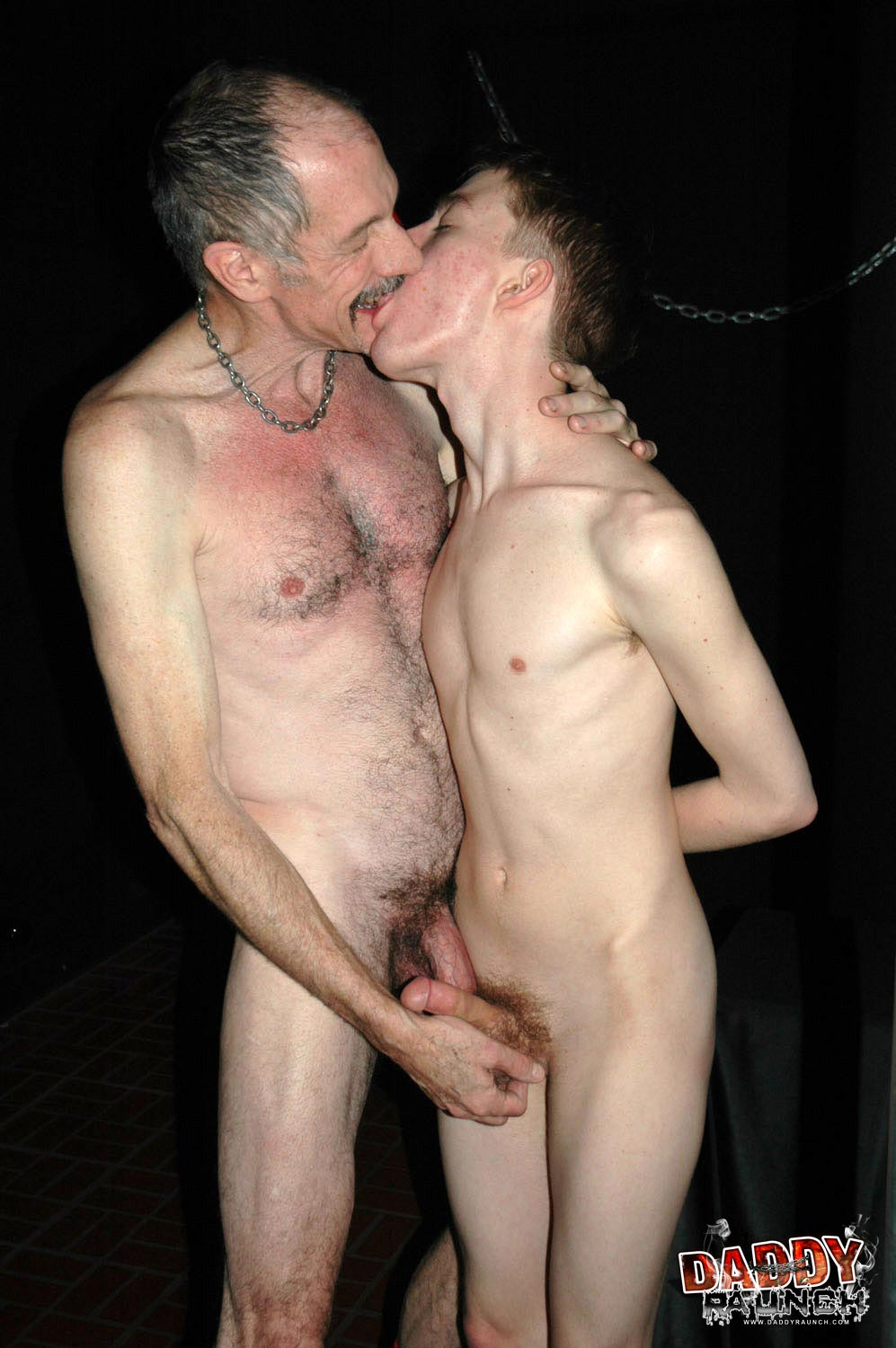 Father fucking son in gay porn
