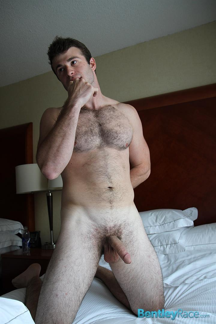 Bentley-Race-Blake-Davis-Hairy-Straight-Muscle-Guy-Stroking-His-Cock-Amateur-Gay-Porn-181 22 Year Old Straight Hairy Muscle College Stud From Chicago Jerking Off