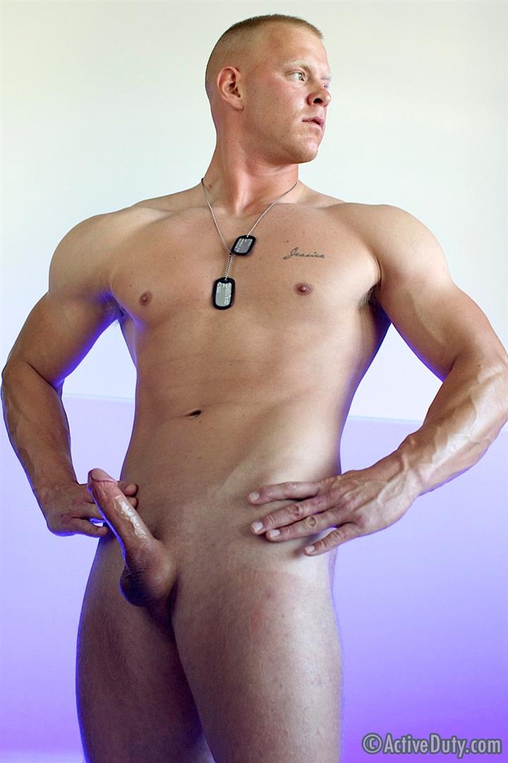 Active-Duty-Dane-Muscle-Straight-Marine-Jerking-His-Cock-Amateur-Gay-Porn-15 Amateur Straight Redheaded Muscle Marine Jerking Off In Uniform