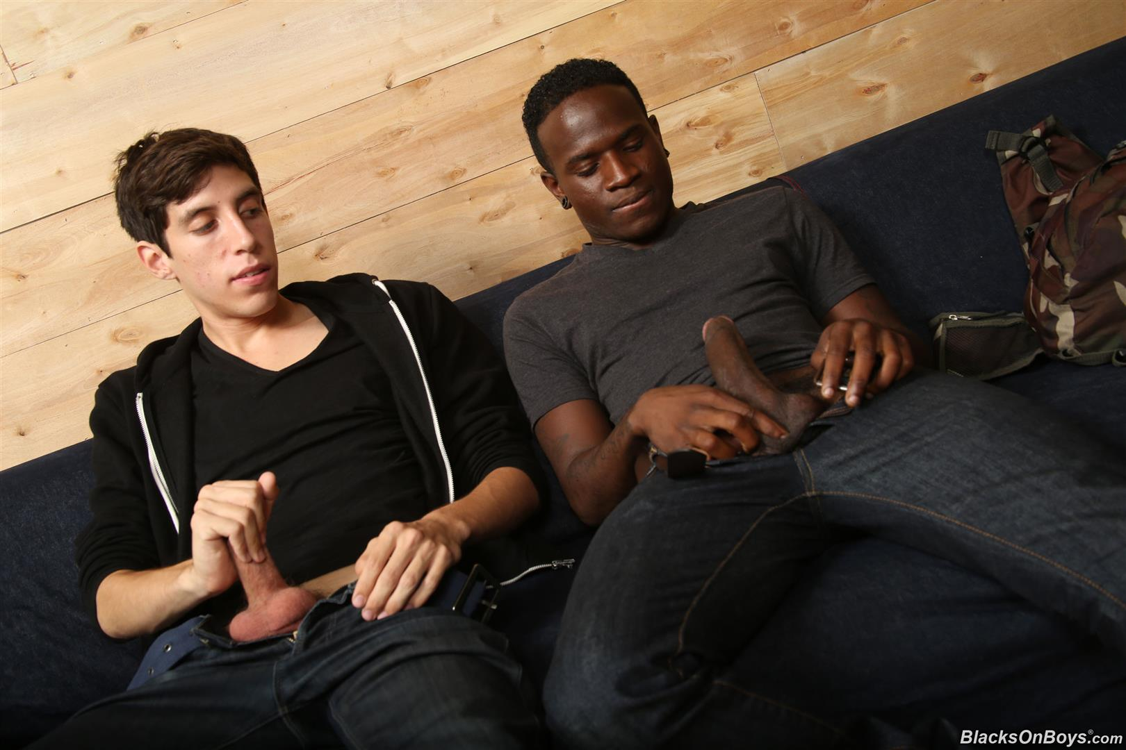 Blacks-On-Boys-Billy-Eastmore-and-Tyko-Interracial-Gay-Fucking-Amateur-Gay-Porn-03 Amateur College Dude Takes His First Big Black Cock Up The Ass