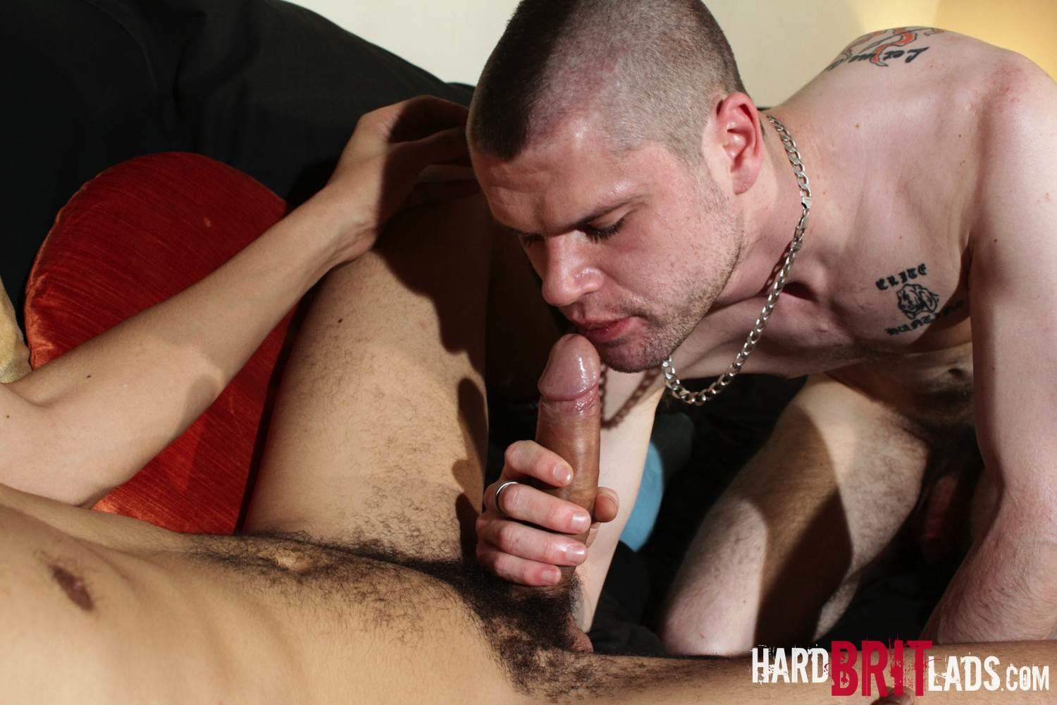 Hard Brit Lads Shaun Jones and Jay T Bisexual Skinhead Sucking First Big Cock Amateur Gay Porn 11 Hung Amateur Bisexual British Skinhead Sucks His First Cock Ever
