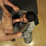 All-American-Heroes-SERGEANT-MILES-AND-AIRMAN-FIRST-CLASS-PAOLO-swapping-blow-jobs-and-cum-Amateur-Gay-Porn-02-150x150 Army Sergeant and an Airman Trade Blow Jobs And Eat Cum