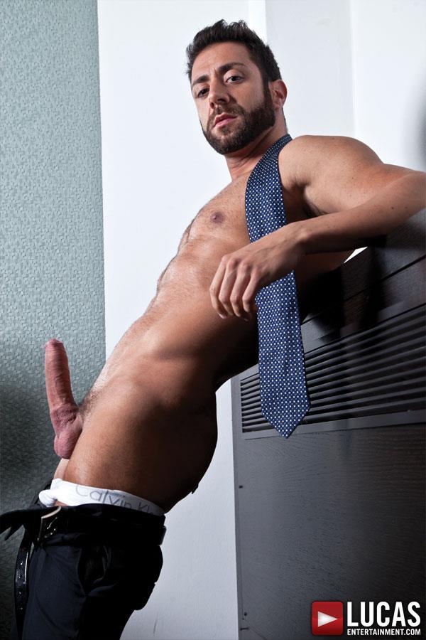 Men suit hot big gay cocks