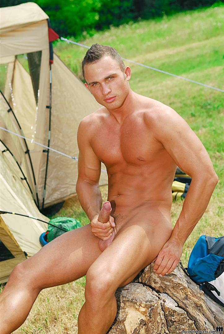 Amateur Twink Camping Trip Takes A Turn