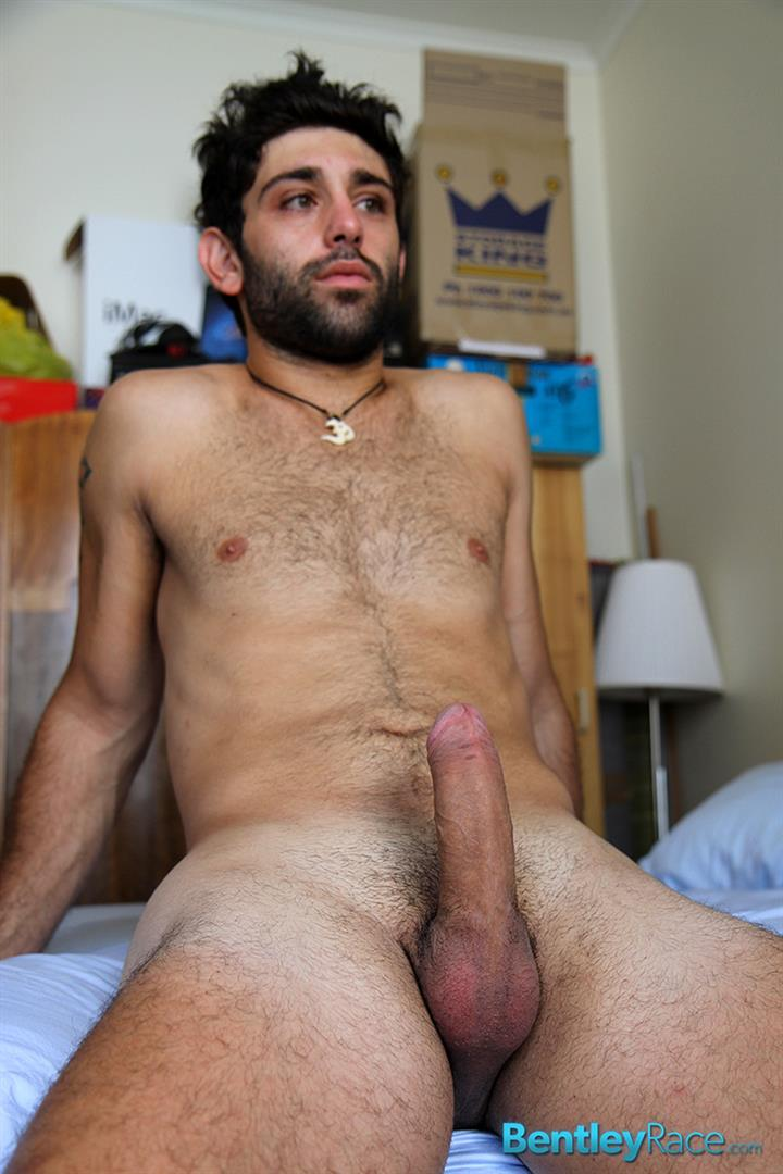 Bentley Race Adam El Shawar Middle Eastern Hunk Strokes His Big Uncut Cock Arab Amateur Gay Porn 16 Straight 24 Year Old Middle Eastern Jock Jerks His Big Uncut Cock
