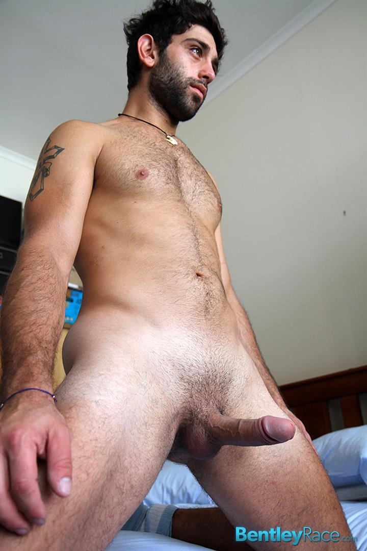 from Hunter arab star male naked