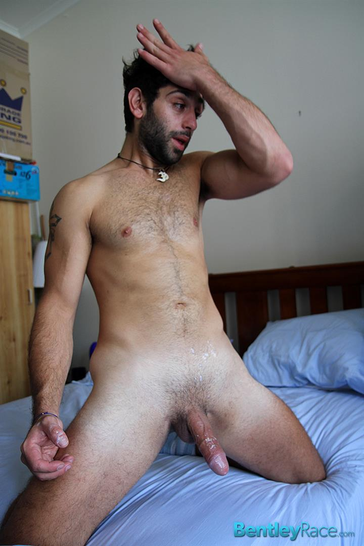 Bentley Race Adam El Shawar Middle Eastern Hunk Strokes His Big Uncut Cock Arab Amateur Gay Porn 19 Straight 24 Year Old Middle Eastern Jock Jerks His Big Uncut Cock