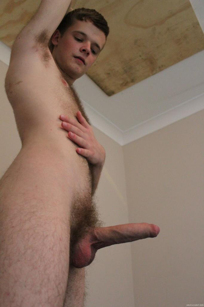 Amateurs-Do-It-Arthur-Hairy-Twink-With-A-Big-Uncut-Cock-Jerk-Off-Amateur-Gay-Porn-08 Hairy 19 Year Old Twink Jerking His Big Uncut Cock And Hairy Ass
