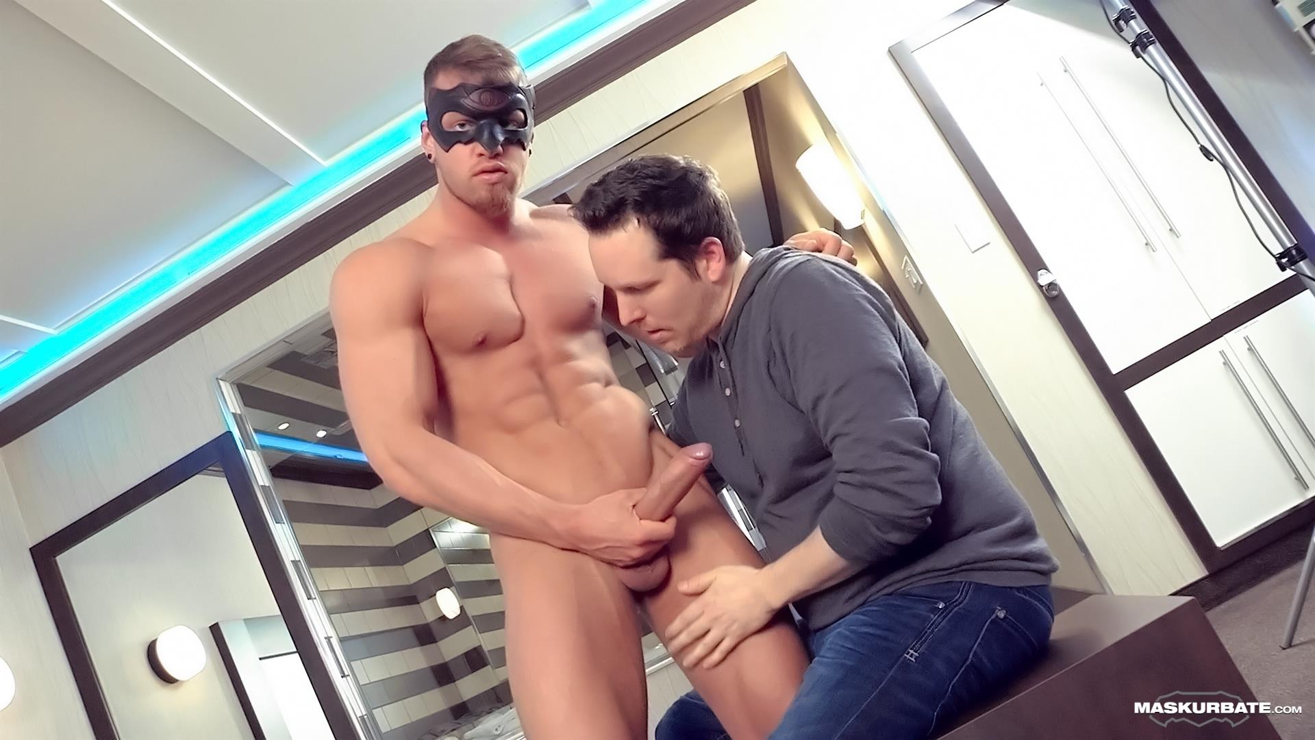 Maskurbate Pascal and Brad Straight Muscle Hunk With A Big Uncut Cock Jerking His Cock Amateur Gay Porn 07 Worshipping A Straight Muscle Hunk With A Big Uncut Cock