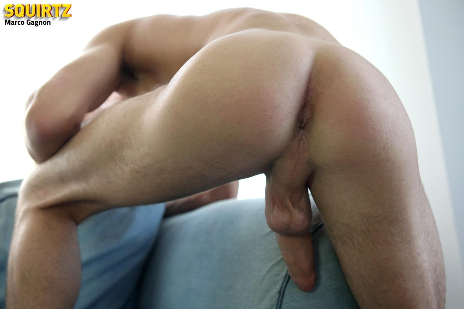 Squirtz-Marco-Gagnon-Twink-With-A-Massive-Uncut-Cock-Jerk-Off-Amateur-Gay-Porn-22 Young and Hung Marco Gagnon Stokes His Massive Uncut Cock