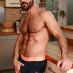 Butch Dixon Adam Russo and Adam Dacre Getting Fucked By A Big Uncut Cock Amateur Gay Porn 14 150x150 Adam Russo Getting A Big Bareback Uncut Cock Up His Hairy Ass