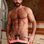 Butch Dixon Adam Russo and Adam Dacre Getting Fucked By A Big Uncut Cock Amateur Gay Porn 15 150x150 Adam Russo Getting A Big Bareback Uncut Cock Up His Hairy Ass