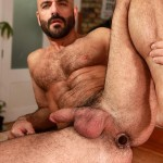 Butch Dixon Adam Russo and Adam Dacre Getting Fucked By A Big Uncut Cock Amateur Gay Porn 18 150x150 Adam Russo Getting A Big Bareback Uncut Cock Up His Hairy Ass