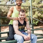 Randy Blue Shawn Abir and Abele Place Iranian Guy Arab Getting Fucked By A White Muscle Hunk Amateur Gay Porn 01 150x150 Hairy Iranian Arab Hunk Gets Fucked Hard By A White Muscle Cub