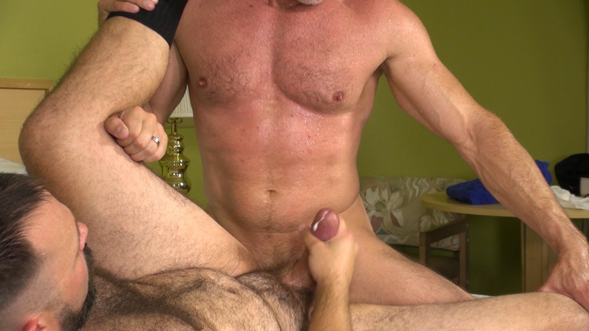 Raw and Rough Boy Fillmore and Sam Dixon Hairy Muscle Bears Fucking Bareback Amateur Gay Porn 08 Hairy Muscle Bears Barebacking At A Cheap Motel