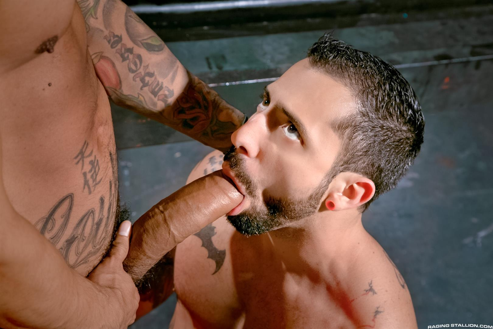 Raging Stallion Boomer Banks and Nick Cross Huge Uncut Cock Fucking A Latino Ass Amateur Gay Porn 05 Boomer Banks Fucking Nick Cross With His Huge Uncut Cock