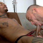 Treasure Island Media TimSUCK TimSUCK Rocky Calloway and Jin Powers White Guy Sucking A Big Black Cock Amateur Gay Porn 7 150x150 Jin Powers Feeding A White Guy His Load From His Big Black Cock