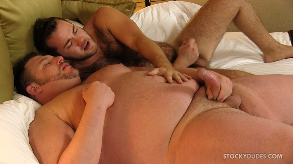 Stocky Dudes Colt Woods and Zeke Johnson Chubby Fat Guy Fucking A Hairy Cub Bareback 16 Chubby Guy With A Big Fat Cock Barebacks a Furry Cub