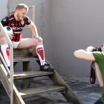 Bentley Race Beau Jackson Beefy Redhead Jerking His Big Uncut Cock Amateur Gay Porn 39 150x150 Redhead Aussie Soccer Player Naked and Stroking A Big Uncut Cock