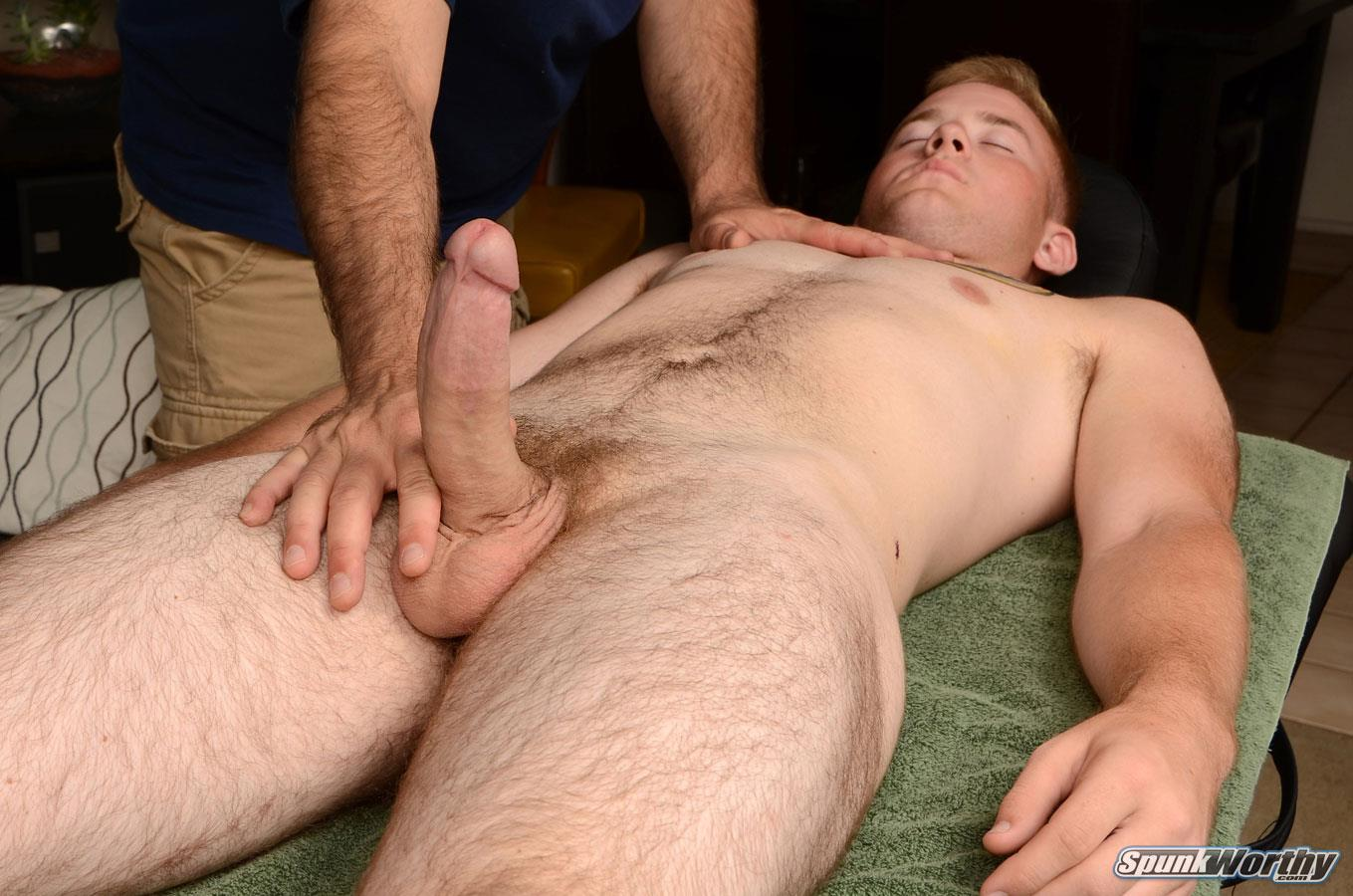 SpunkWorthy-Koury-Straight-19-year-old-gets-rimmed-and-cock-sucked-Amateur-Gay-Porn-21 Straight 19 Year Old Gets His First Gay Blow Job & Rimming