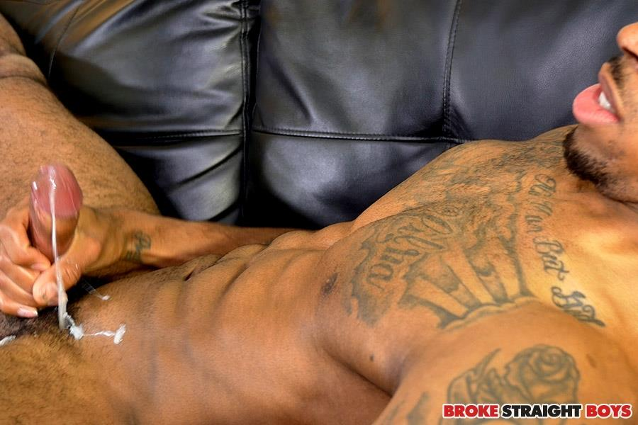 Broke-Straight-Boys-Brice-Jones-Black-Big-Uncut-Cock-Jerk-Off-Amateur-Gay-Porn-21 Straight Black Guy With A Big Uncut Cock Jerks Off For Cash