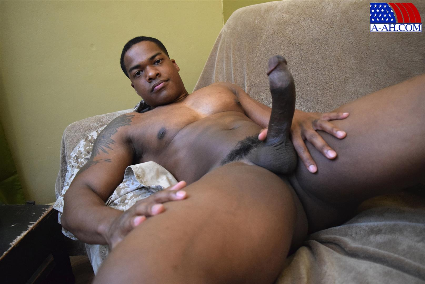 Gay men black cocks
