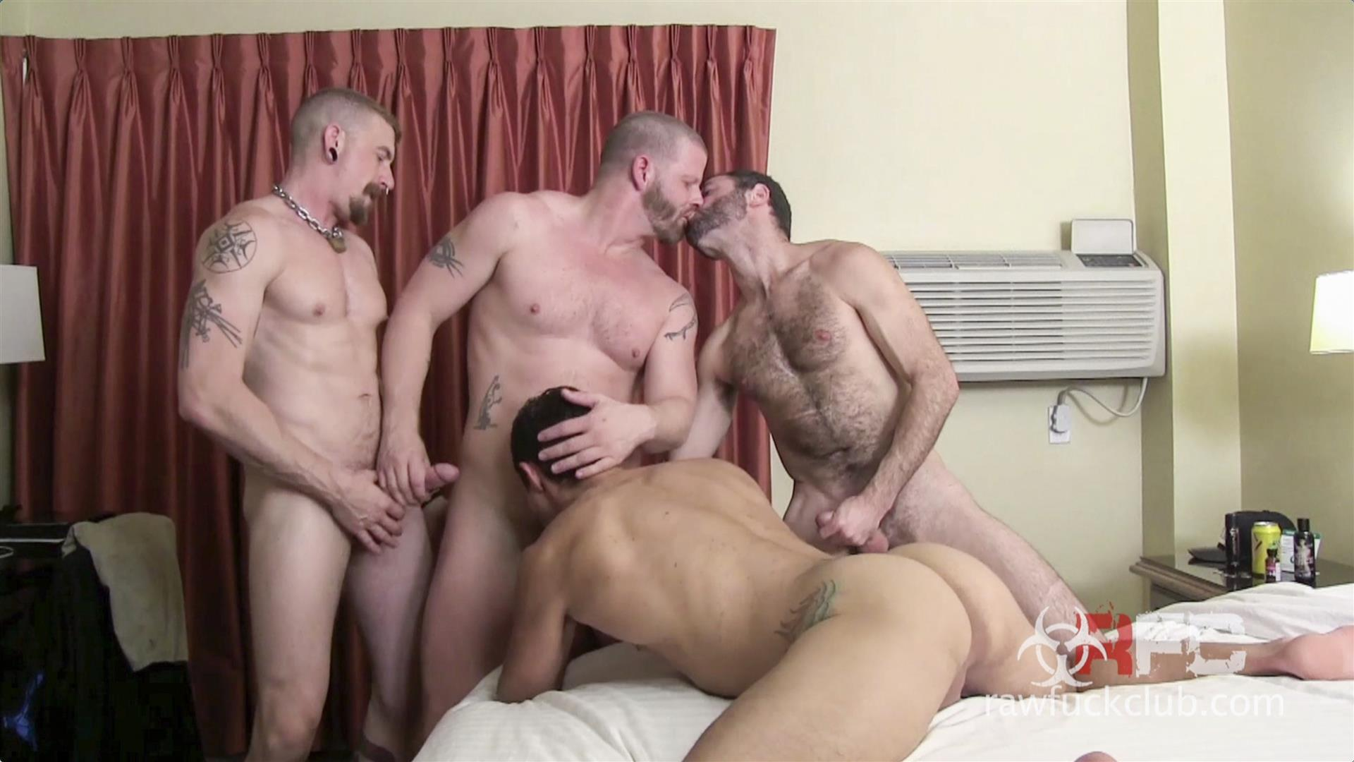 Raw Fuck Club Dylan Saunders and Dusty Williams and Jeff Kendall and Jeremy Stevens BBBH Amateur Gay Porn 10 Big Cock Amateur Hotel Bareback Sex Party
