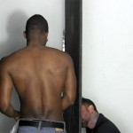 Straight Fraternity Tyler Big Black Uncut Cock At The Gloryhole Amateur Gay Porn 01 150x150 Young Black Muscle Stud Gets His Big Black Uncut Cock Sucked At The Gloryhole