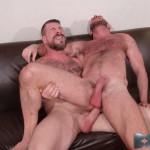 Bareback That Hole Rocco Steele and Matt Stevens Hairy Muscle Daddy Bareback Amateur Gay Porn 17 150x150 Hairy Muscle Daddy Rocco Steele Breeding Matt Stevens