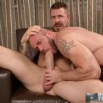 Bareback That Hole Rocco Steele and Matt Stevens Hairy Muscle Daddy Bareback Amateur Gay Porn 20 150x150 Hairy Muscle Daddy Rocco Steele Breeding Matt Stevens