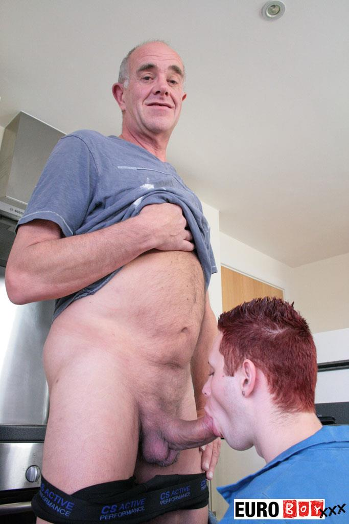 Euroboy XXX Aiden and Ben Big Uncut Cock Granddad Fucking Twink Amateur Gay Porn 03 Granddad Bareback Fucks A 19 Year Old Twink With His Big Uncut Cock
