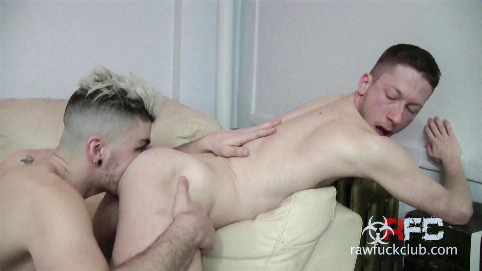 Raw Fuck Club Luke Harding and Vincent Rush Big Cock Guys Barebacking Amateur Gay Porn 07 Male Stripper Luke Harding Barebacking A Stranger
