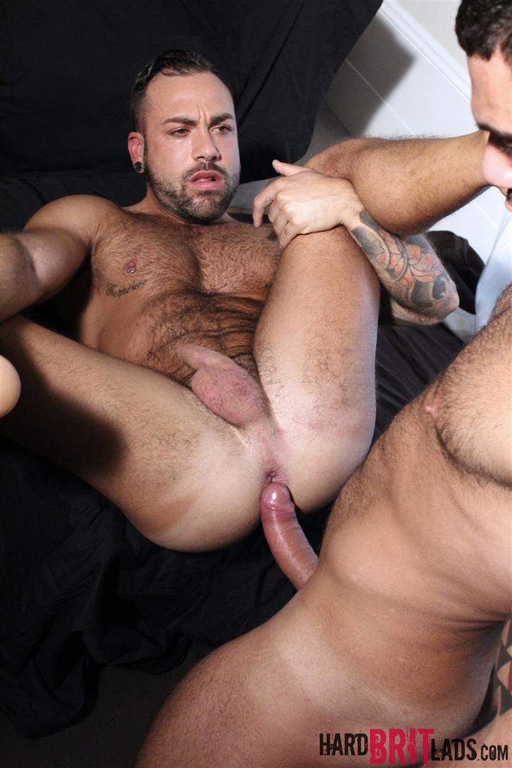 Hard Brit Lads Sergi Rodriguez and Letterio Amadeo Big Uncut Cock Fucking Amateur Gay Porn 20 Hairy British Muscle Hunks Fucking With Their Big Uncut Cocks