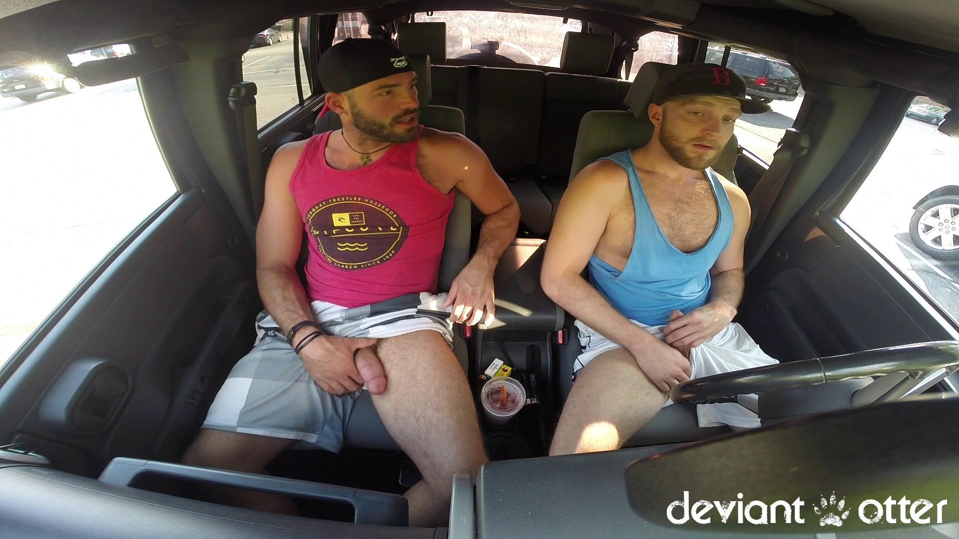 Deviant Otter Xavier Sucking Cock In Public Hairy Guys Amateur Gay Porn 03 Masculine Hairy Guys Sucking Each Others Cock In A Parking Lot