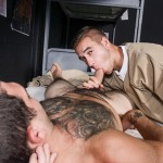 Men Tony Paradise and Dimitri Kane Straight Men Having Sex in Prison Amateur Gay Porn 11 150x150 Learning How To Survive In Prison By Taking Cock