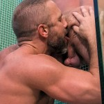 Titanmen Titan Hunter Marx and Dirk Caber Hairy Muscle Daddy Fuck Amateur Gay Porn 23 150x150 Dirk Carber Gets Fucked Hard By Another Muscle Daddy With A Thick Cock