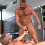 Titanmen Titan Hunter Marx and Dirk Caber Hairy Muscle Daddy Fuck Amateur Gay Porn 45 150x150 Dirk Carber Gets Fucked Hard By Another Muscle Daddy With A Thick Cock