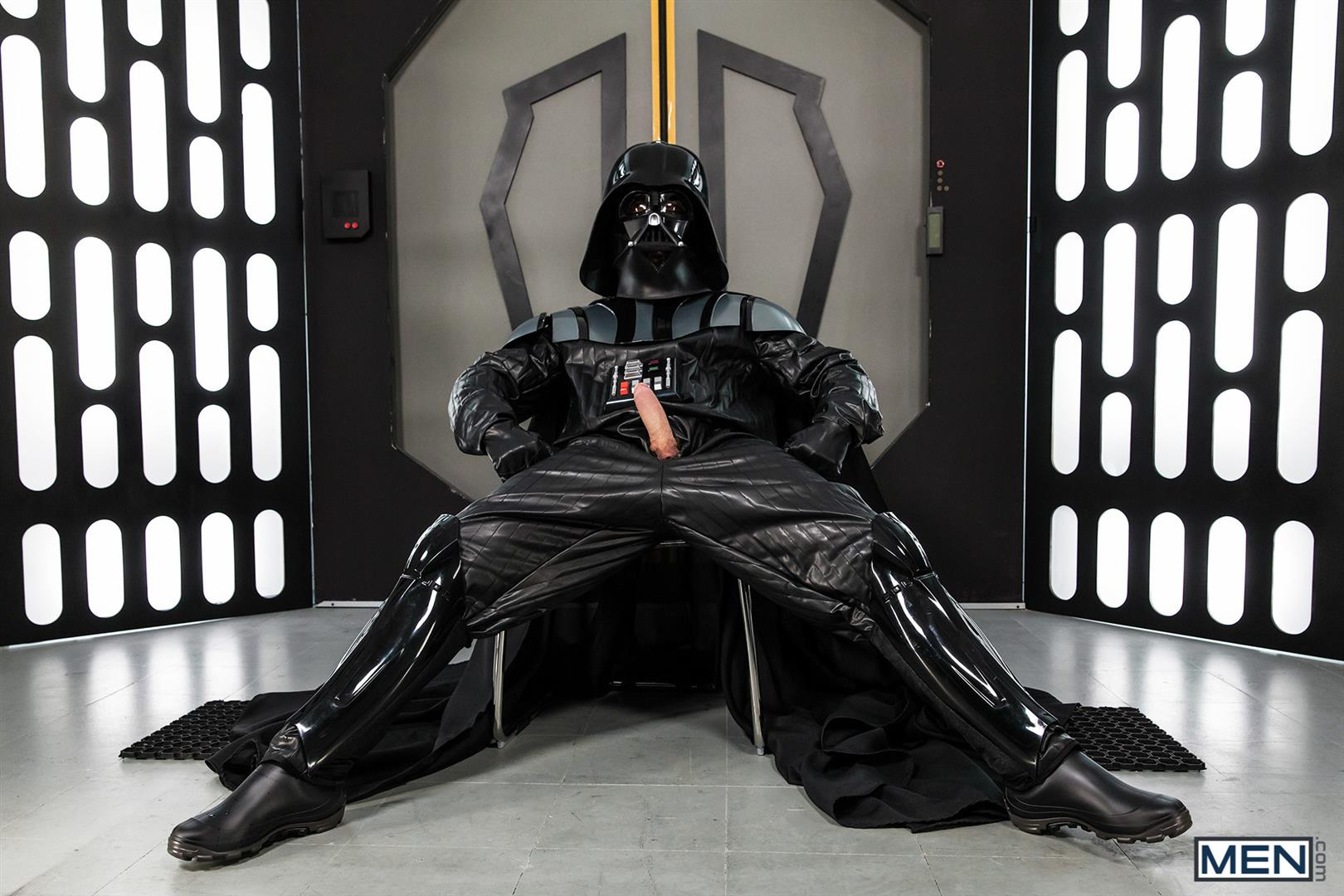 Men-Dennis-West-Gay-Star-Wars-Parody-XXX-Amateur-Gay-Porn-19 Who Knew that Darth Vader Likes To Fuck Man Ass?