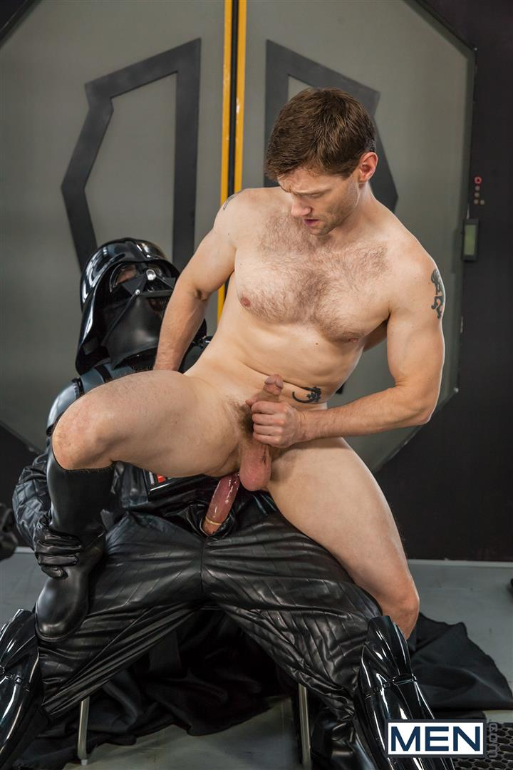 Men-Dennis-West-Gay-Star-Wars-Parody-XXX-Amateur-Gay-Porn-42 Who Knew that Darth Vader Likes To Fuck Man Ass?