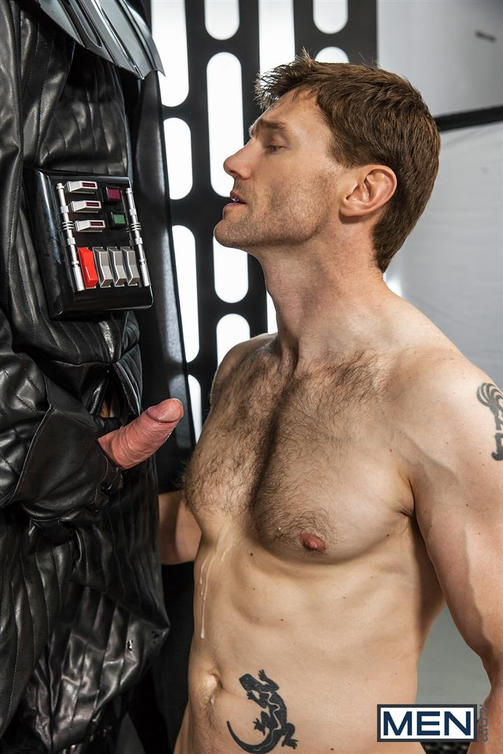 Men Dennis West Gay Star Wars Parody XXX Amateur Gay Porn 45 Who Knew that Darth Vader Likes To Fuck Man Ass?