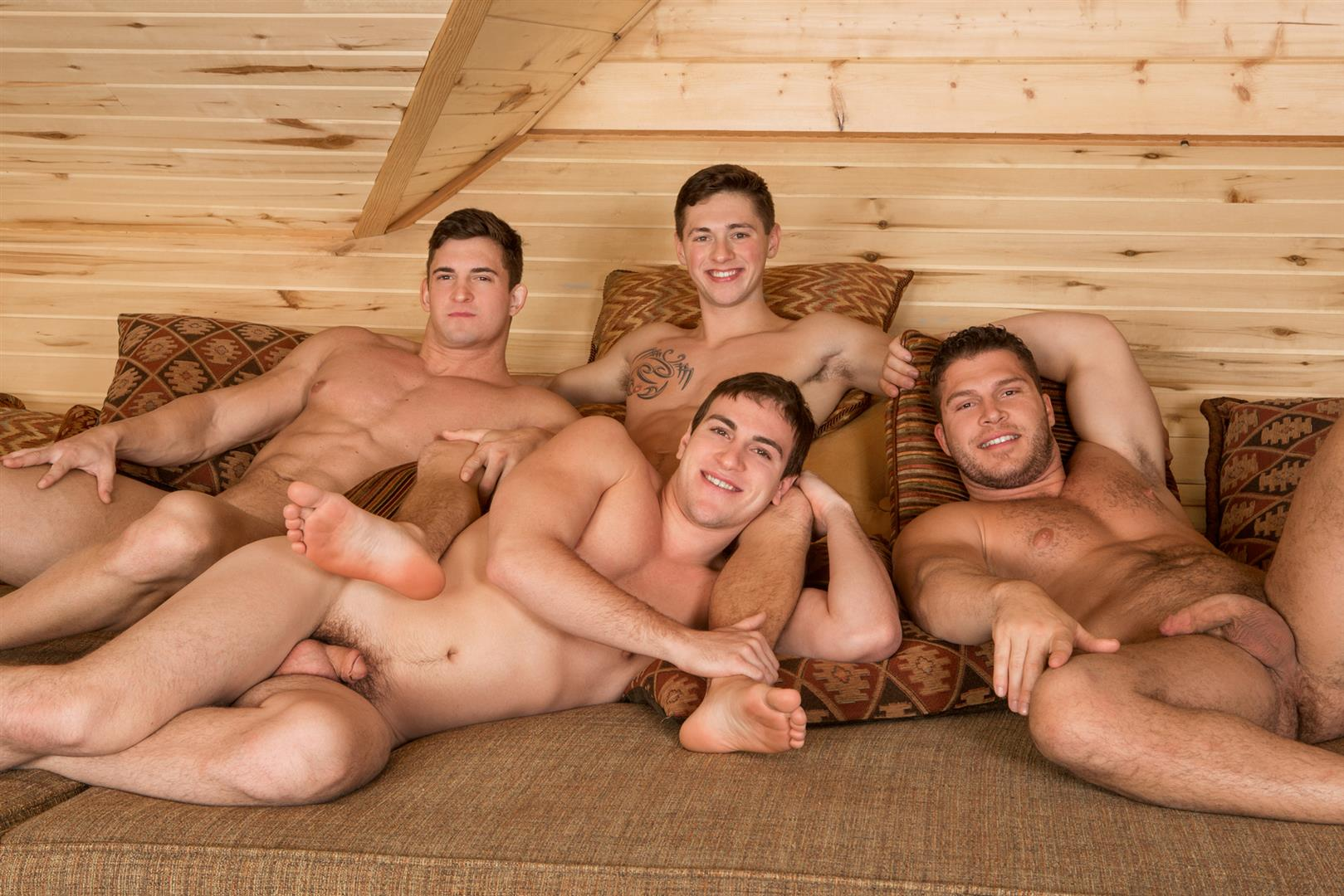 Sean Cody Winter Getaway Day 4 Big Dick Hunks Fucking Bareback Amateur Gay Porn 13 Sean Cody Takes The Boys On A 8 Day Bareback Winter Getaway