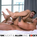 Cockyboys Trenton Ducati and Allen King Big Uncut Cock Muscle Twink Amateur Gay Porn 32 150x150 Muscle Twink Allen King Gets Fucked By Muscle Daddy Trenton Ducati
