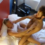Maverick Men Adam Hairy Muscle Cub Barebacked By Two Muscle Daddies Amateur Gay Porn 42 150x150 Young Hairy Muscle Cub With A Big Uncut Cock Takes Two Daddy Cocks
