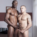 Fuckermate Titan and Santi Noguera Big Black Dick Barebacking Muscle Bottom Amateur Gay Porn 2 150x150 Big Black Horse Cock Aggressively Fucks A White Muscle Bottom
